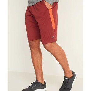 Old Navy NWT Men's Shorts Red/Orange Large